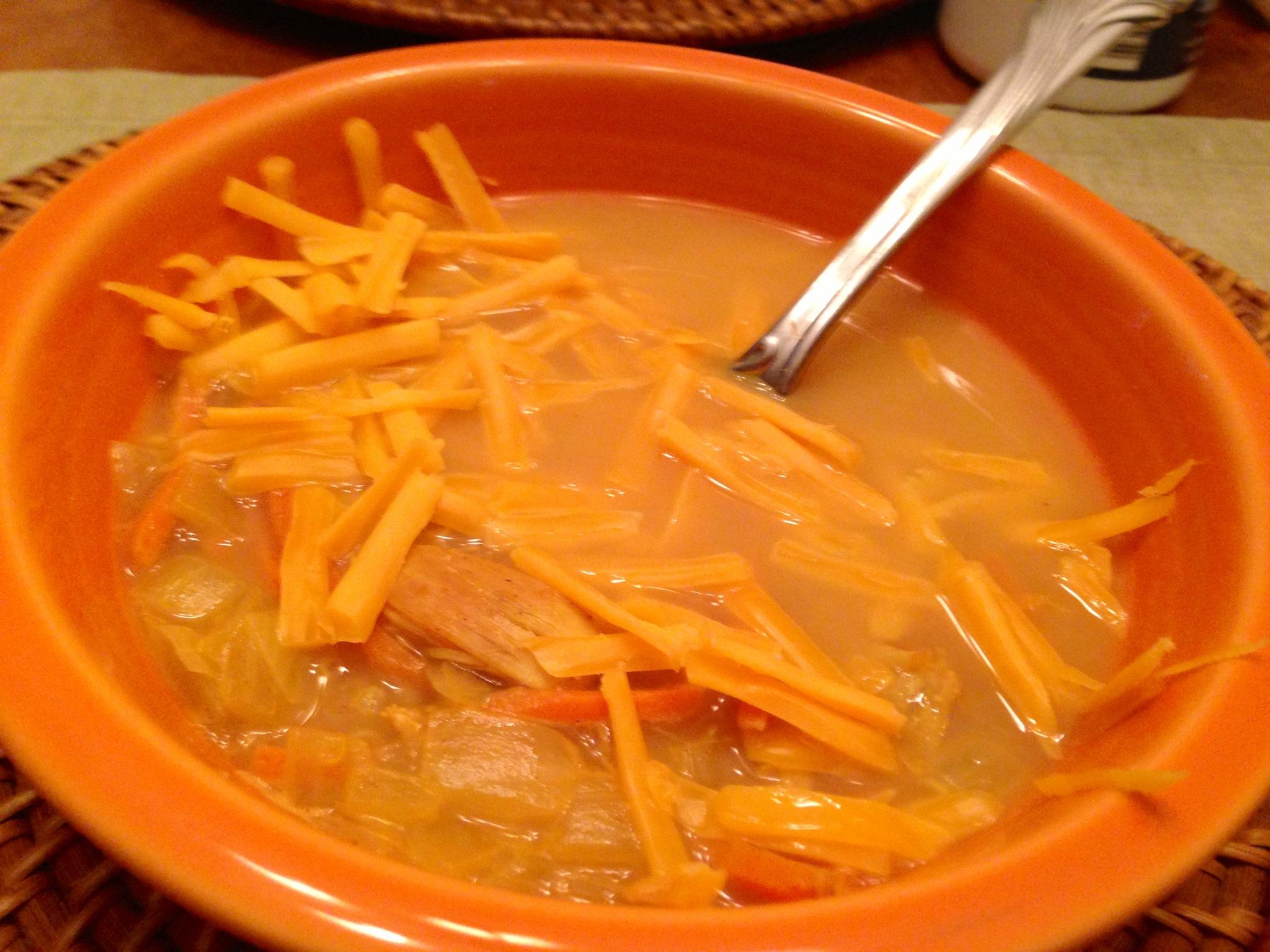 Sick Person Soup Recipes — Dishmaps