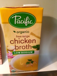Pacific Foods Organic Free Range Chicken Broth