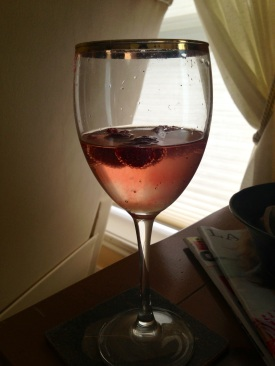 Sparkling Wine Spritzer