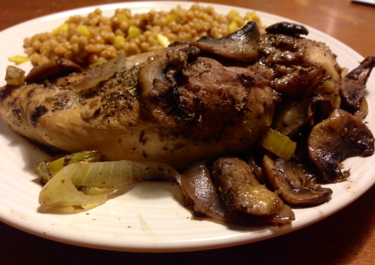 Herbs de Provence Chicken