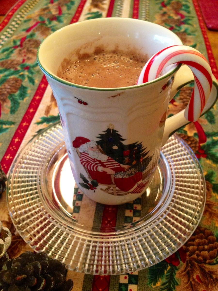 Ho Ho Holiday Cocoa